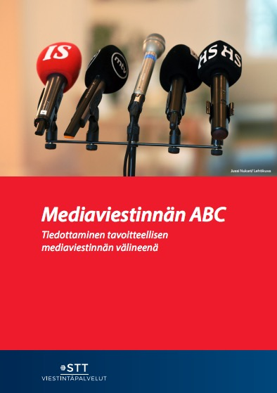 Mediaviestinnan ABC -opas