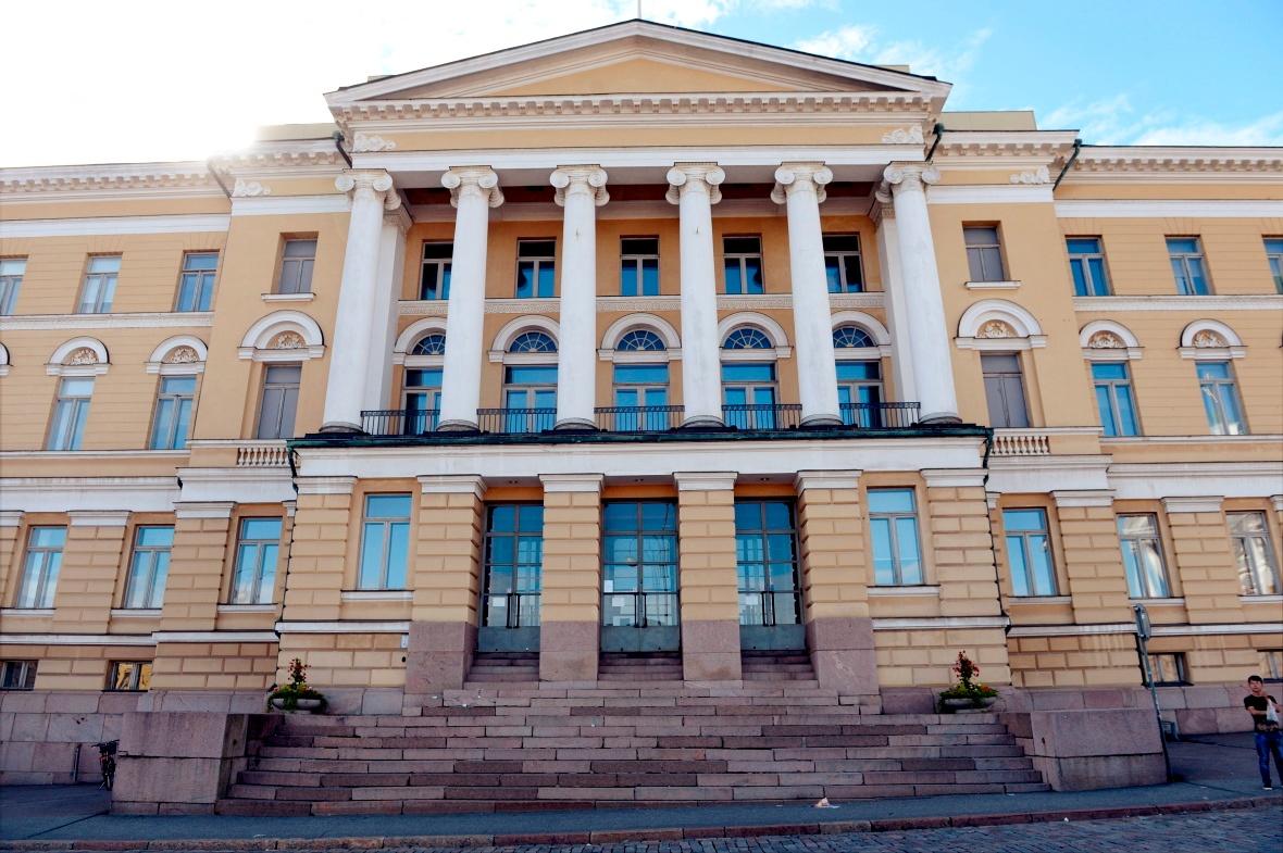 Helsingin Yliopisto Englanti